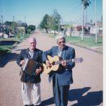 Milton Gómez y Martín Almeida